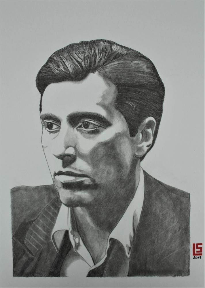 Al Pacino by kornog
